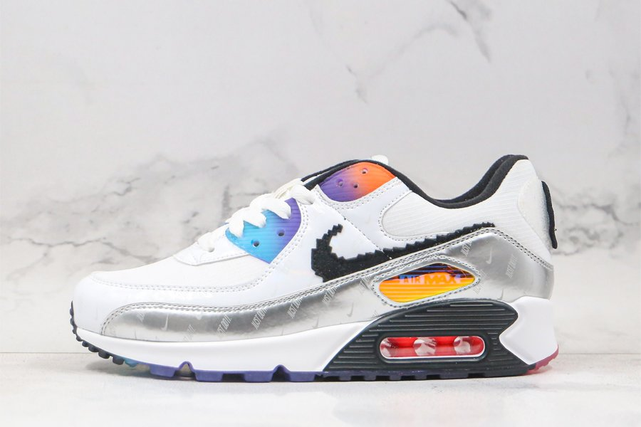 Nike Air Max 90 Have a Good Game White DC0832-101 For Sale