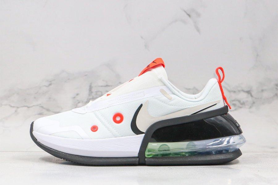 Nike Air Max Up White Black Crimson
