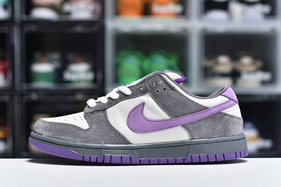 Nike Dunk Low Pro SB Purple Pigeon Light Graphite Violet