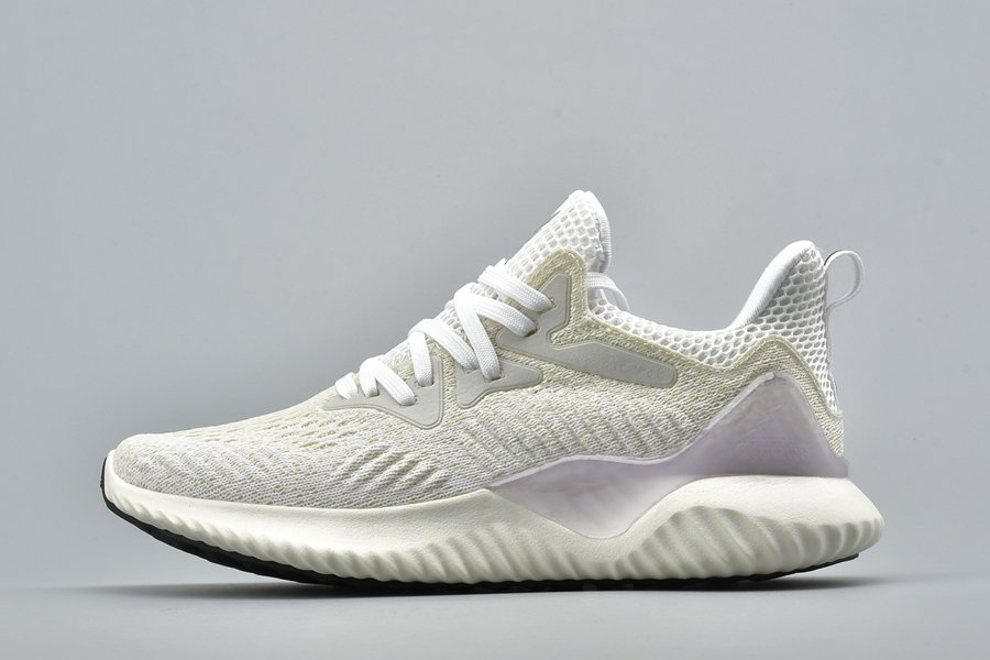 Womens adidas AlphaBounce Beyond Footwear White On Sale