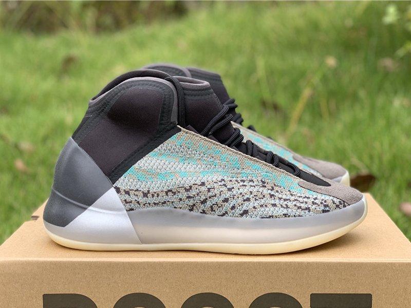 adidas Yeezy QNTM Quantum Teal Blue Grey G58864 For Sale