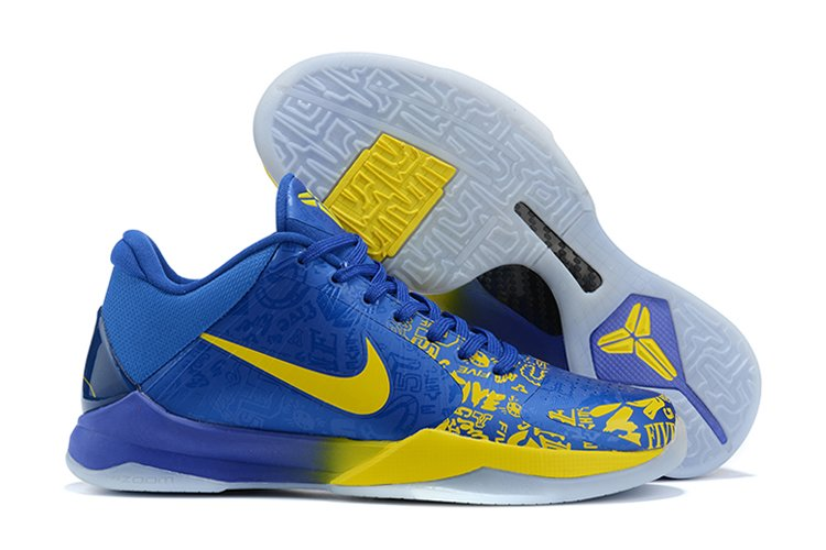 2020 Nike Kobe 5 Protro 5 Rings Concord Midwest Gold