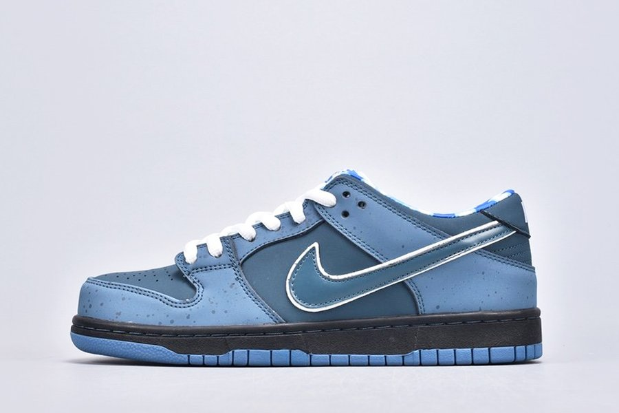 Concepts x Nike SB Dunk Low Blue Lobster On Sale
