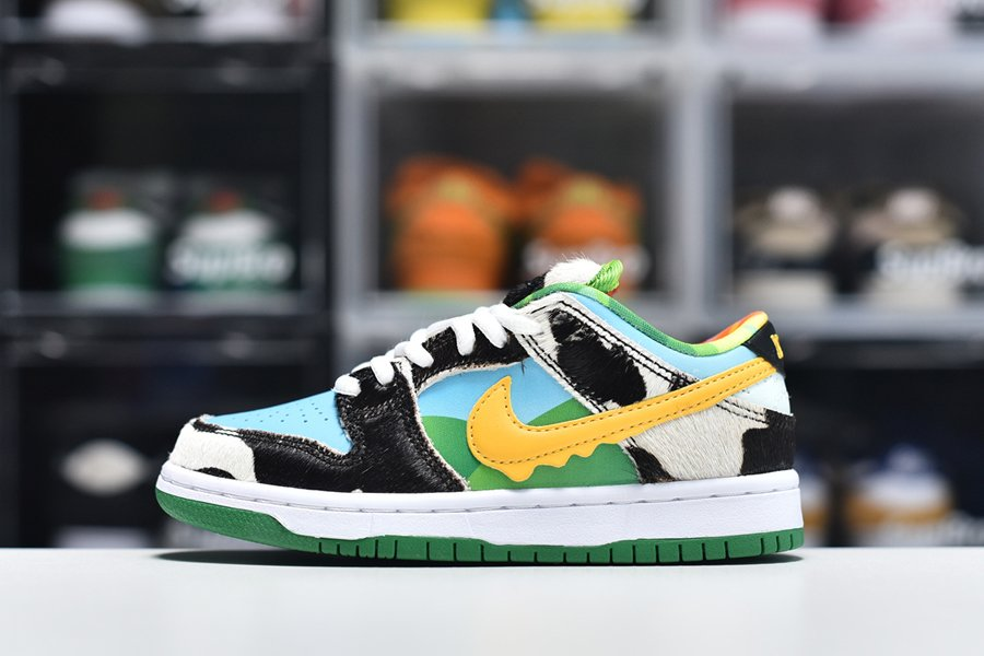 Kids Nike SB Dunk Low Chunky Dunky Multi-Color Online