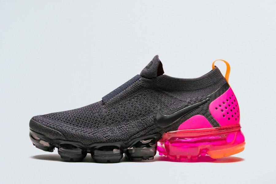 Ladies Nike Air VaporMax Moc 2 Pink Blast AJ6599-001 Sale