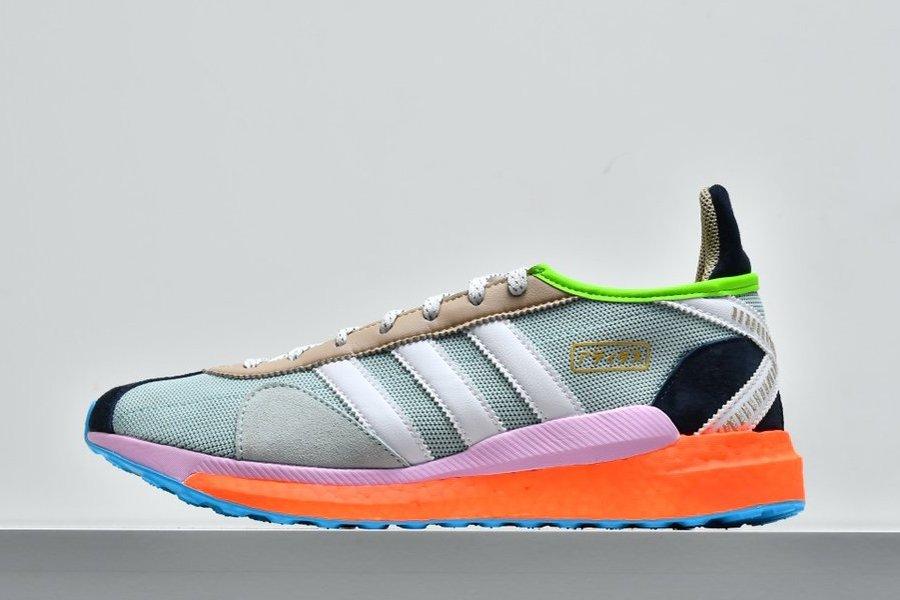 Pharrell x adidas Tokio Solar HU Multicolor S42576 New Sale