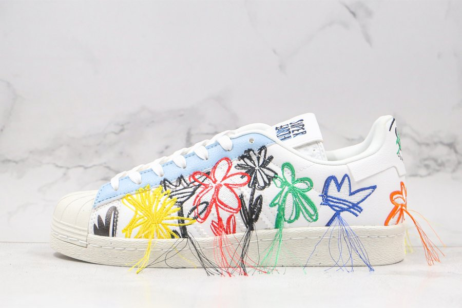 Sean Wotherspoon x adidas Superstar Superearth Off White FZ4724 Sale