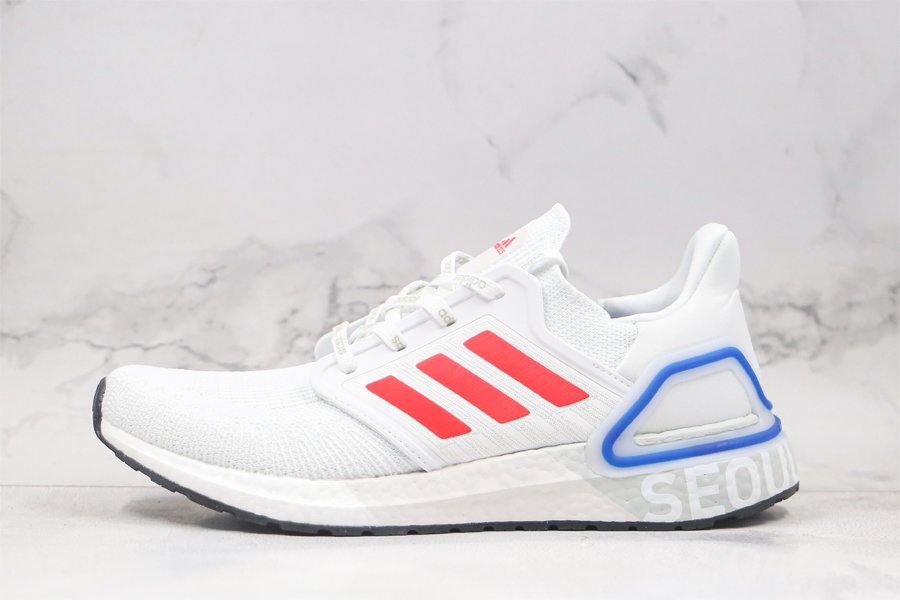 adidas Ultra Boost 20 City Pack Seoul FX7813 On Sale