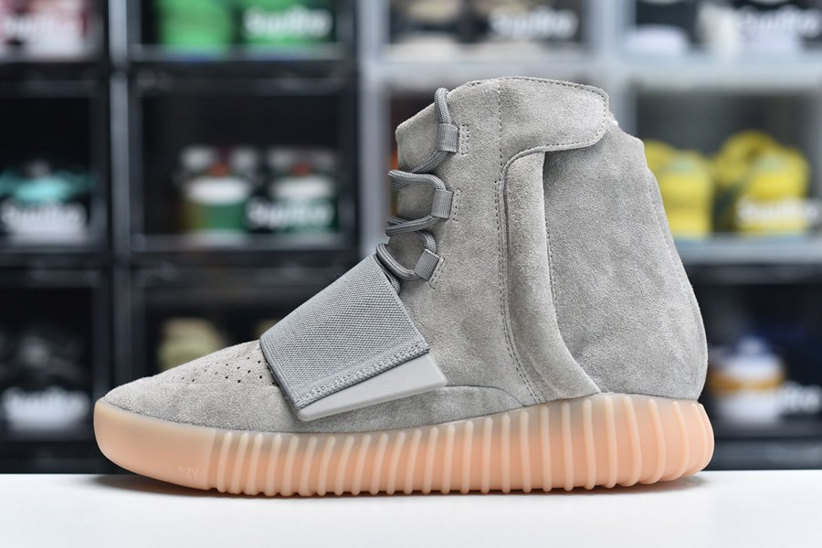 adidas Yeezy Boost 750 Glow In The Dark Grey Gum BB1840 On Sale