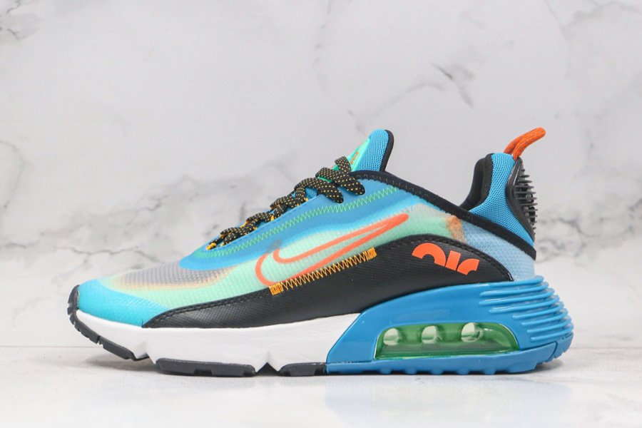 Nike Air Max 2090 Green Abyss Starfish-Illusion Green For Sale