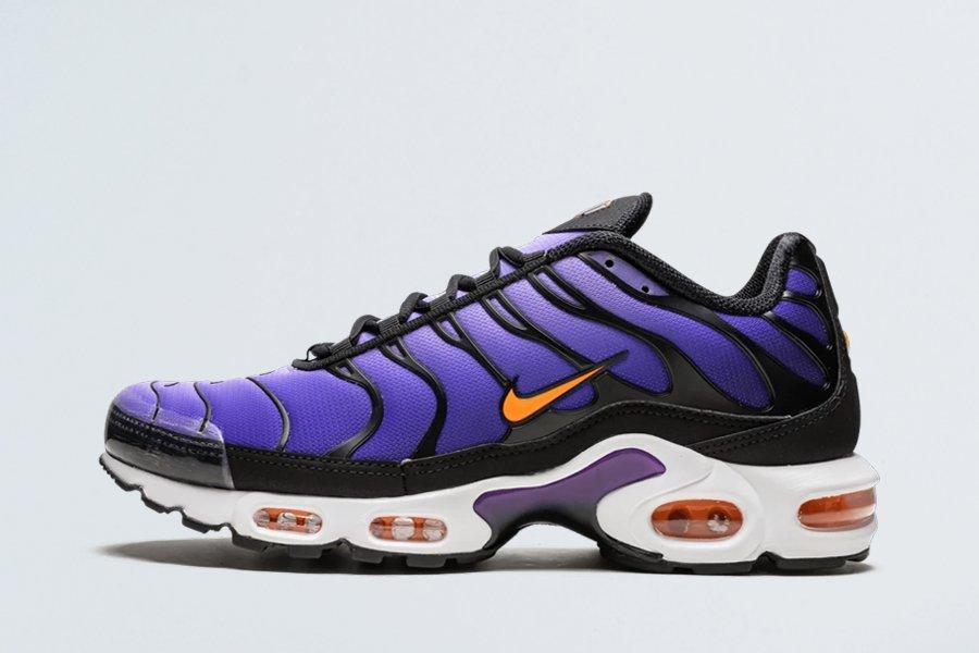 Nike Air Max Plus Voltage Purple