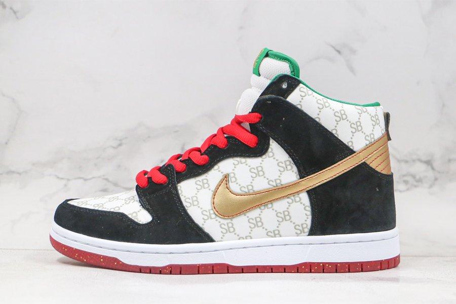 Nike Dunk SB High Black Sheep Paid in Full 313171-170 To Buy