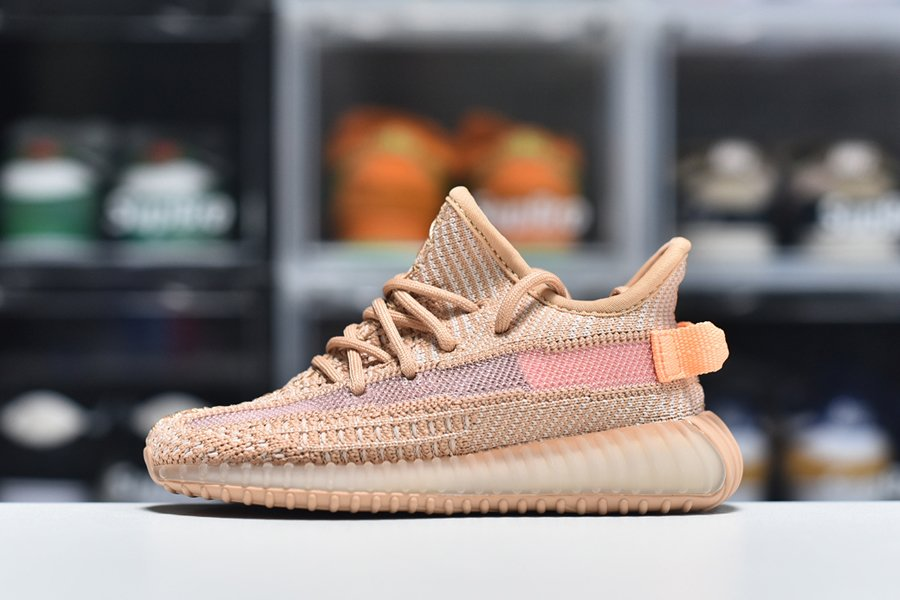 On Sale adidas Yeezy Boost 350 v2 Infant Clay