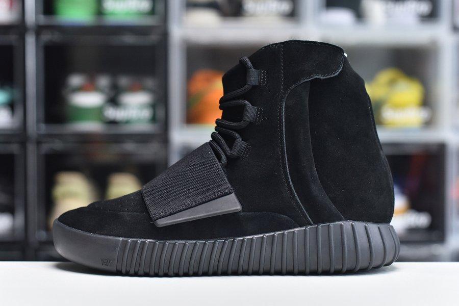 adidas Yeezy Boost 750 Triple Black BB1839 To Buy