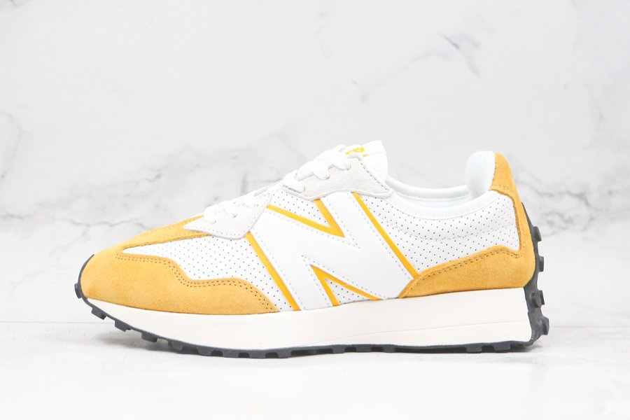 New Balance 327 Primary Pack Yellow Outlet