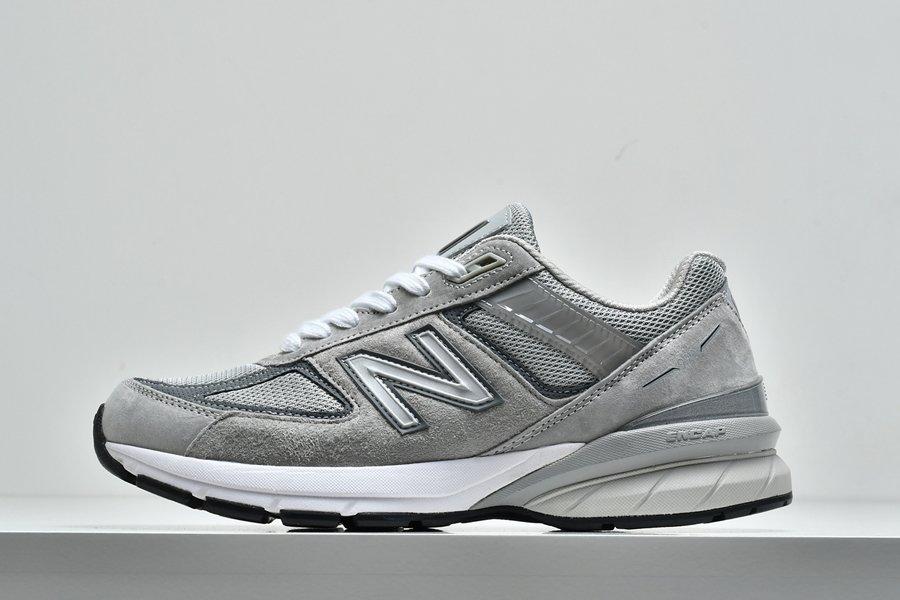 New Balance 990v5 Grey Made In USA M990GL5 Online