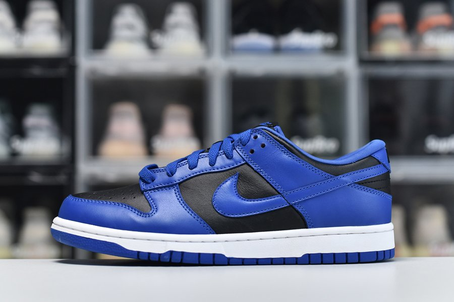 Nike Dunk Low SP Black Royal Blue White On Sale