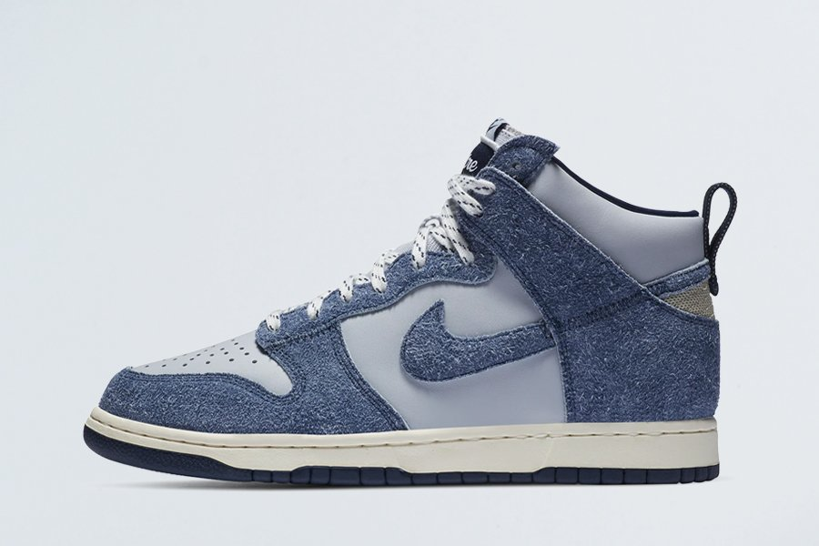Notre x Nike Dunk High Midnight Navy CW3092-400 On Sale