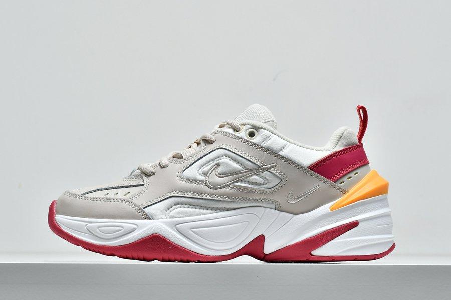 Buy Online Nike WMNS M2K Tekno Desert Sand Crimson