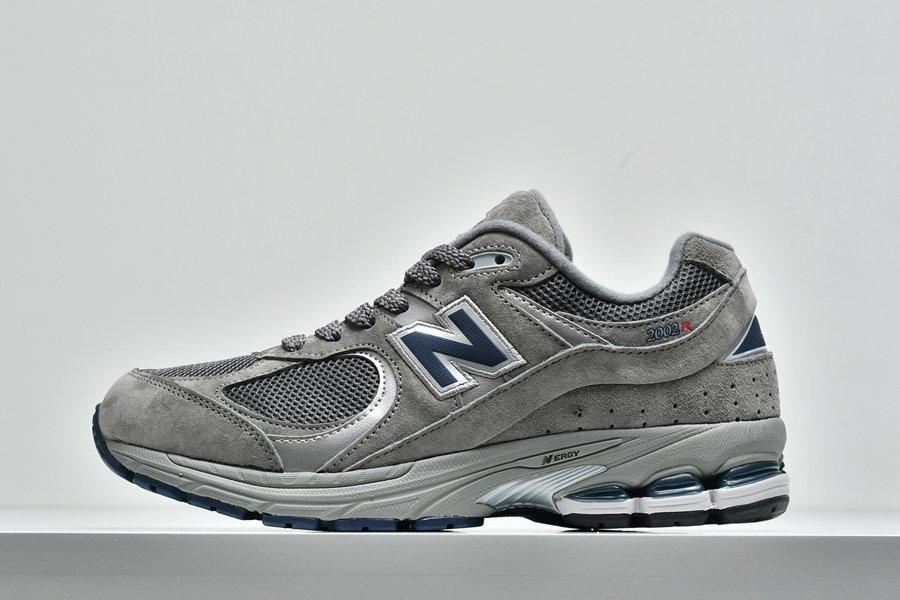 New Balance 2002R Grey Navy To Buy