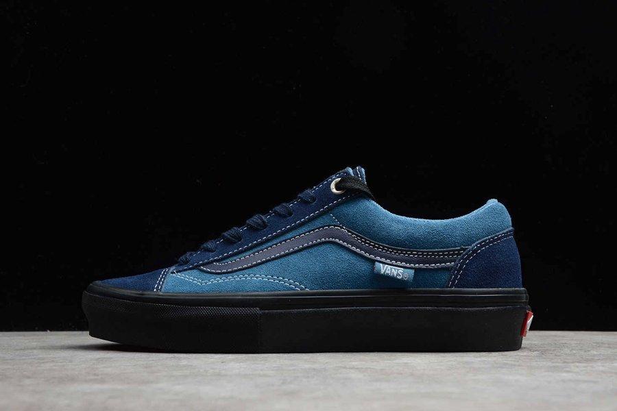 Vans Style 36 Pro Navy Black Sneakers Outlet