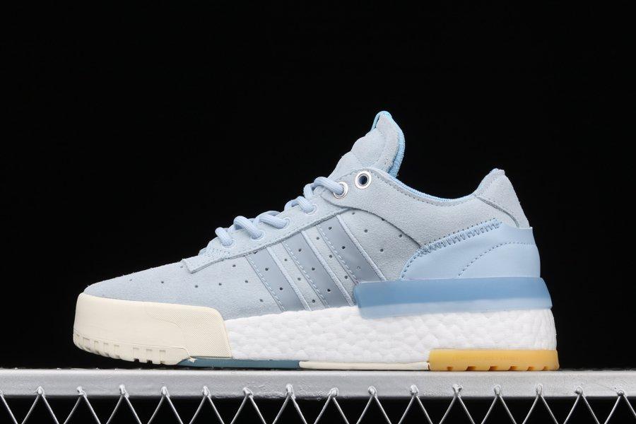Adidas Originals Rivalry RM Low Blue Suede EE4988 To Buy