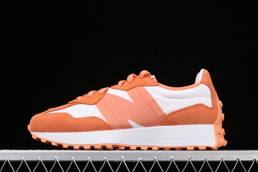 New Balance 327 1-800 Summer Orange MS327AS1 To Buy