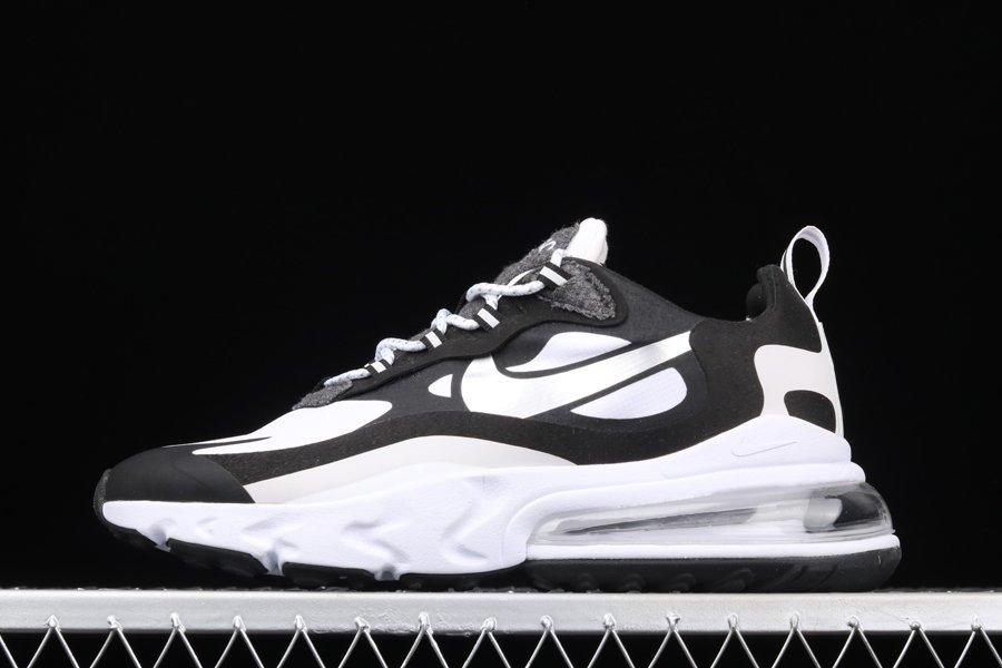 Nike Air Max 270 React Marathon White Black To Buy