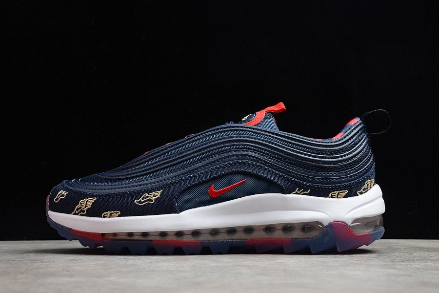 Nike Air Max 97 Golf Wing It Navy CK1220-400 On Sale