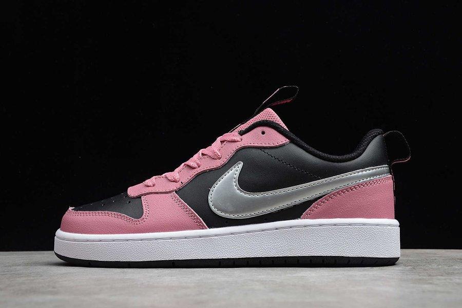 Nike Court Borough Low 2 SE GS Desert Berry Pink CT3965-600 Sale