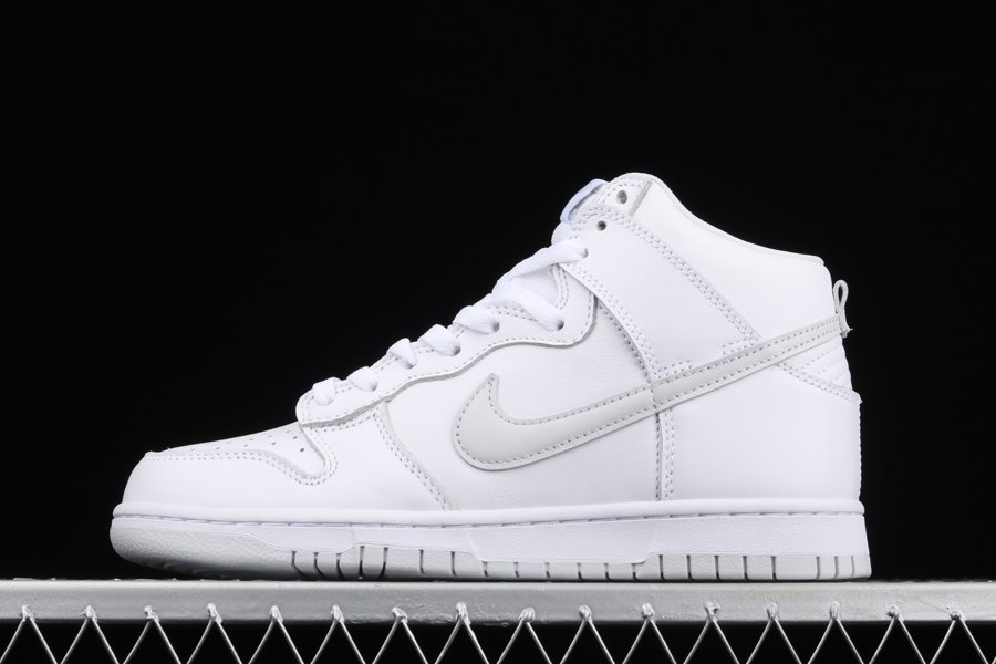 Nike Dunk High SP Pure Platinum White Grey CZ8149-101 To Buy