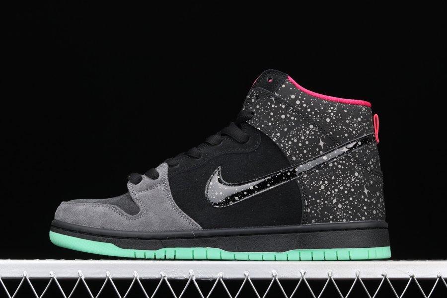 Premier x Nike SB Dunk High Northern Lights To Buy