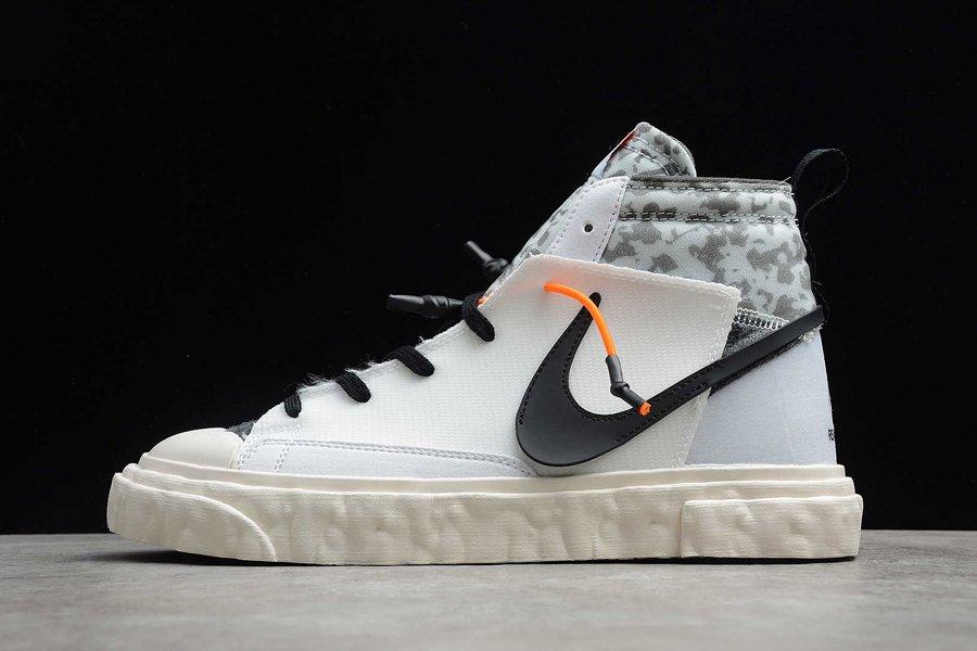 READYMADE x Nike Blazer Mid White Grey CZ3589-100 New Sale