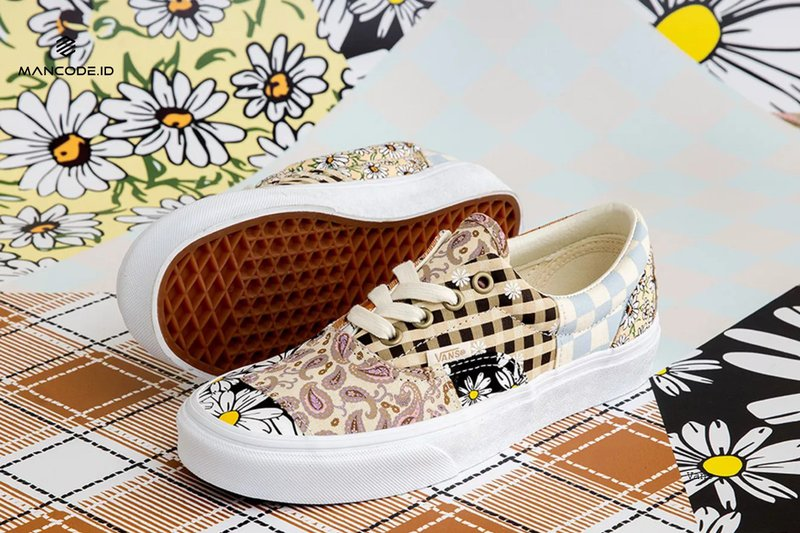 Vans Meadow Patchwork with Spring shoes