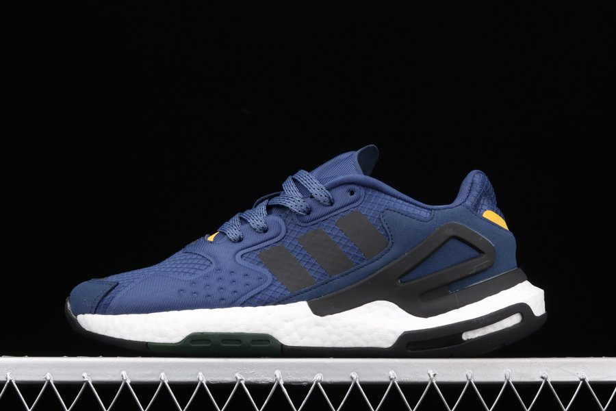 adidas Day Jogger Collegiate Navy Core Black-Old Gold To Buy