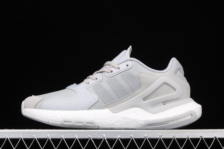 adidas Day Jogger Grey White Outlet