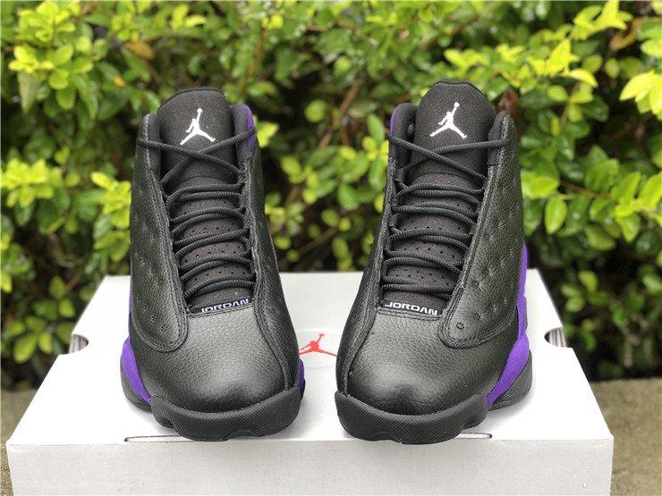 2021 Air Jordan 13 Court Purple DJ5982-015 Front