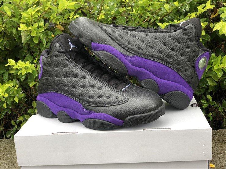 2021 Air Jordan 13 Court Purple DJ5982-015 Panel