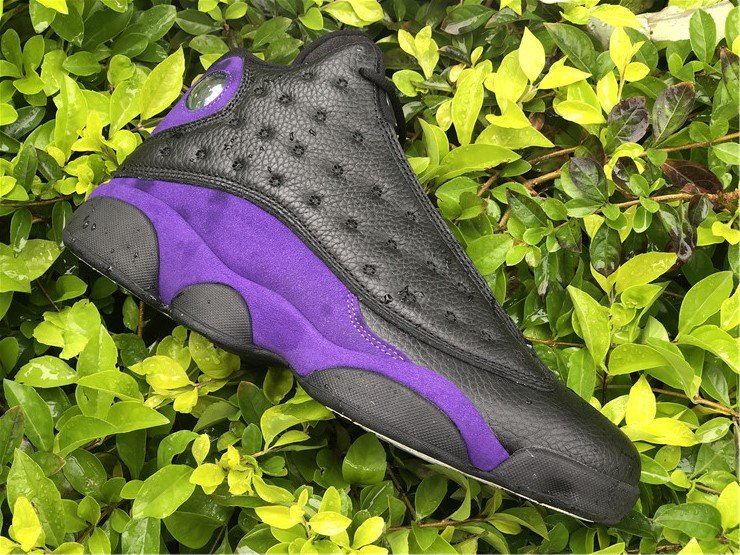 2021 Air Jordan 13 Court Purple DJ5982-015 Top