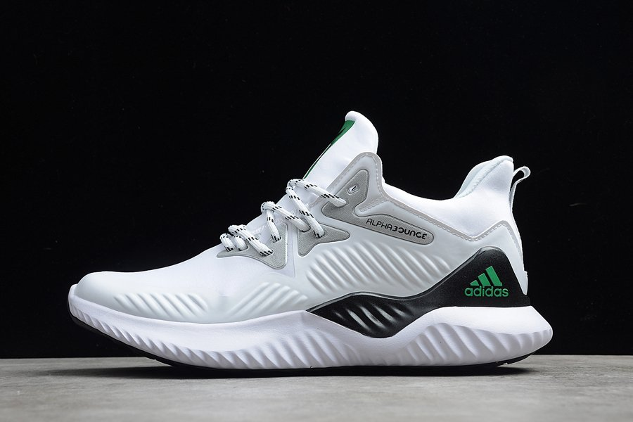 Adidas Alphabounce Beyond M White Running Shoes