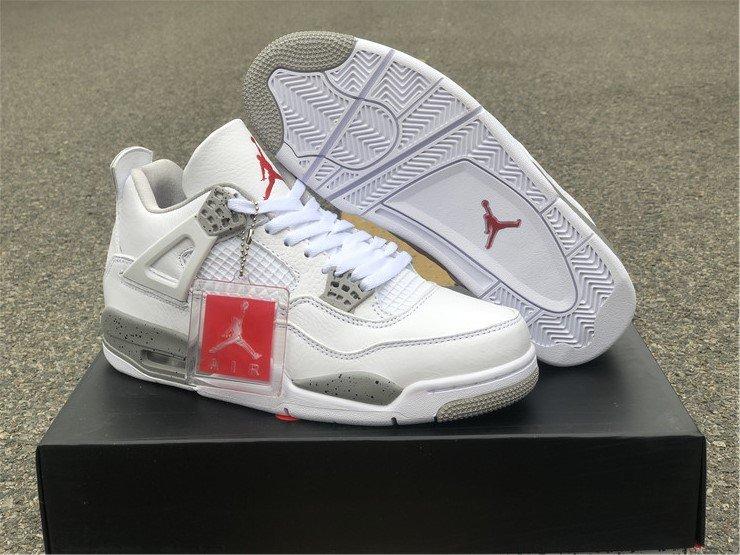 Air Jordan 4 Retro White Oreo CT8527-100 To Buy