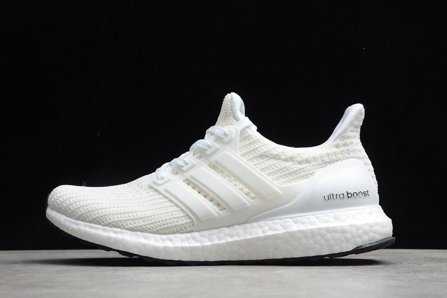 Cheap Adidas UltraBoost 4.0 White BB6168 Running Shoes