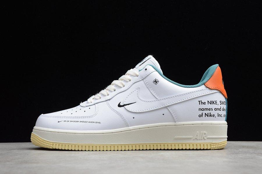 Compra DM0970-111 Nike Air Force 07 LE White Sail-Starfish