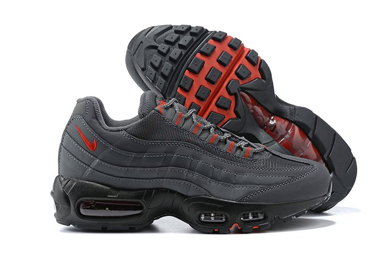 Nike Air Max 95 In Dark Grey And Red DC4115-002 To Buy