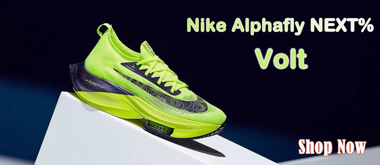 Nike Air Zoom Alphafly NEXT% Volt