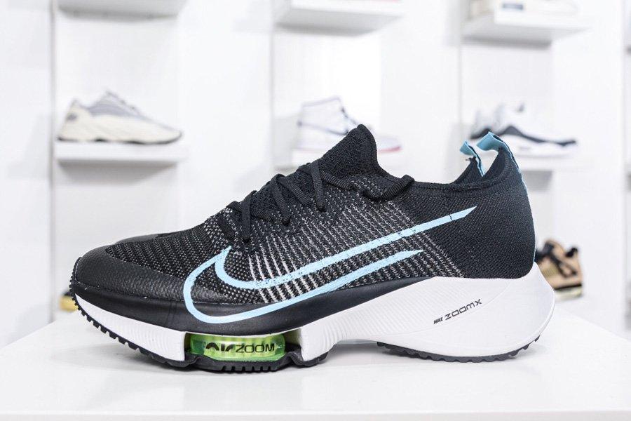 Nike Air Zoom Tempo NEXT Black Glacier Blue