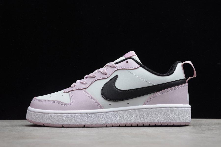 Nike Court Borough 2 Photon Dust Off Noir BQ5448-005 On Sale