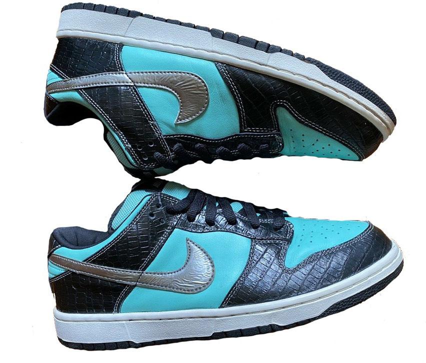 Nike Dunk SB Low Diamond 2005