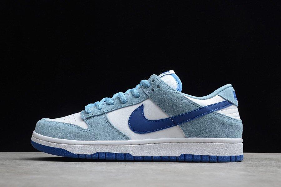 Nike SB Dunk Low White Blue