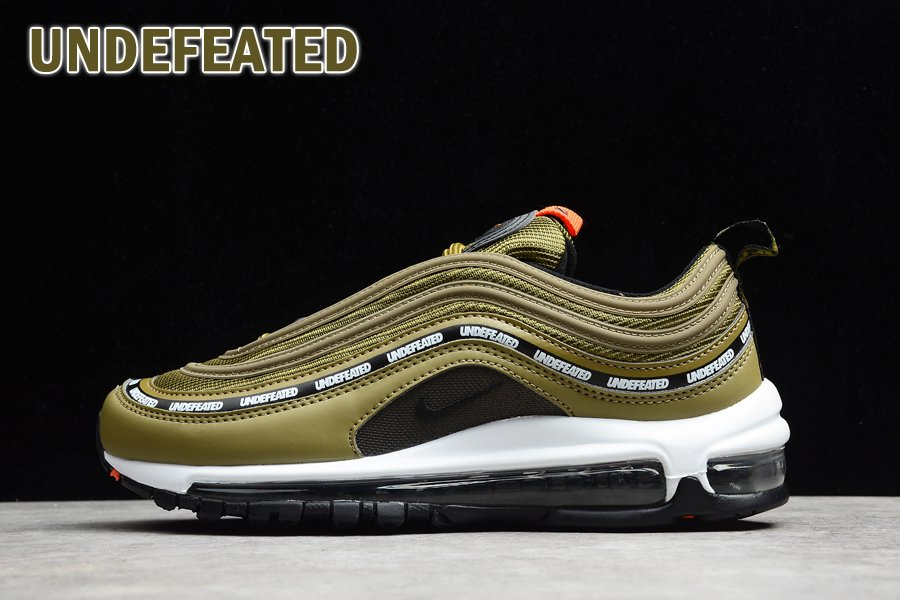 UNDEFEATED x Nike Air Max 97 Militia Green DC4830-300 For Sale